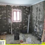 Badrum under ombyggnad